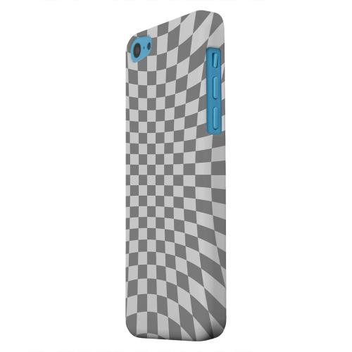 Geeks Designer Line (GDL) Apple iPhone 5C Matte Hard Back Cover - Distortion