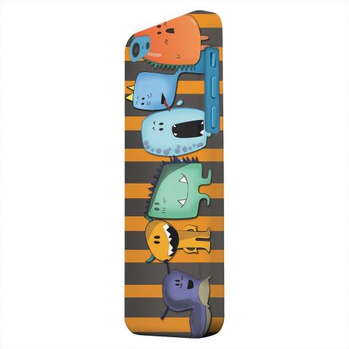 Geeks Designer Line (GDL) Apple iPhone 5C Matte Hard Back Cover - ZORGBLATS Line Up