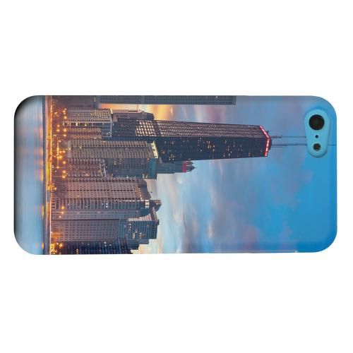 Geeks Designer Line (GDL) Apple iPhone 5C Matte Hard Back Cover - Chicago