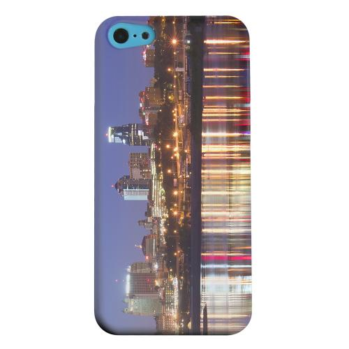 Geeks Designer Line (GDL) Apple iPhone 5C Matte Hard Back Cover - Kansas City