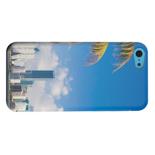 Geeks Designer Line (GDL) Apple iPhone 5C Matte Hard Back Cover - Miami