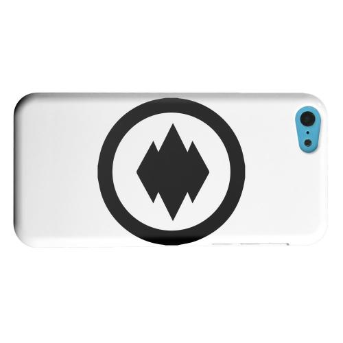 Geeks Designer Line (GDL) Apple iPhone 5C Matte Hard Back Cover - Hishi Kamon