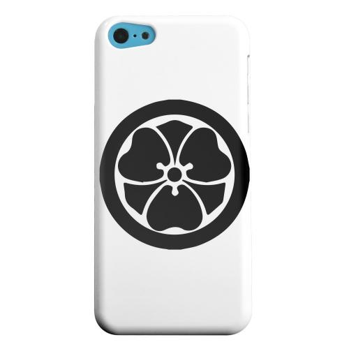 Geeks Designer Line (GDL) Apple iPhone 5C Matte Hard Back Cover - Katabami Kamon v.2