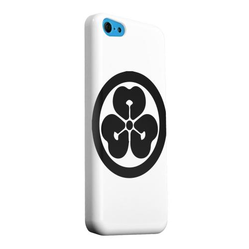 Geeks Designer Line (GDL) Apple iPhone 5C Matte Hard Back Cover - Katabami Kamon v.4