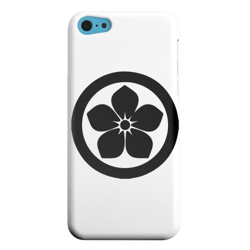 Geeks Designer Line (GDL) Apple iPhone 5C Matte Hard Back Cover - Kikyo Kamon v.2