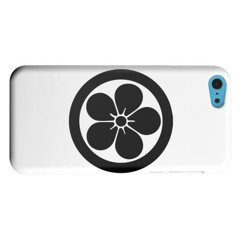 Geeks Designer Line (GDL) Apple iPhone 5C Matte Hard Back Cover - Umebachi Kamon v.3
