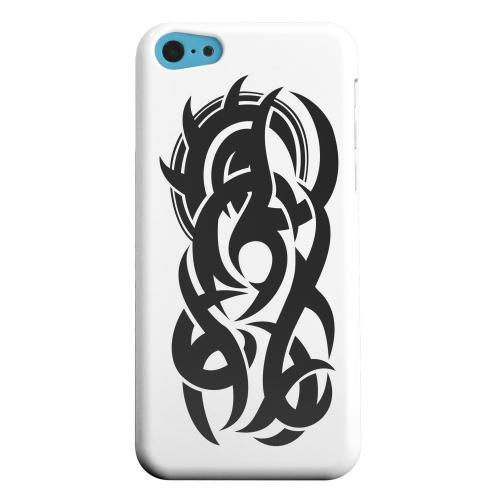 Geeks Designer Line (GDL) Apple iPhone 5C Matte Hard Back Cover - Tribal