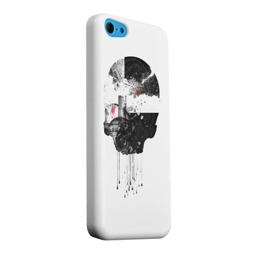 Geeks Designer Line (GDL) Apple iPhone 5C Matte Hard Back Cover - Skyfall