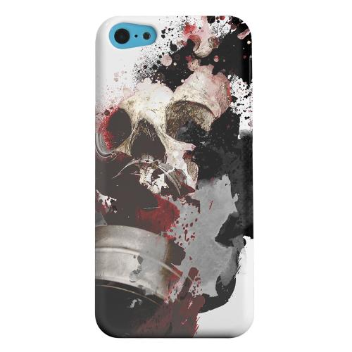 Geeks Designer Line (GDL) Apple iPhone 5C Matte Hard Back Cover - The Addict