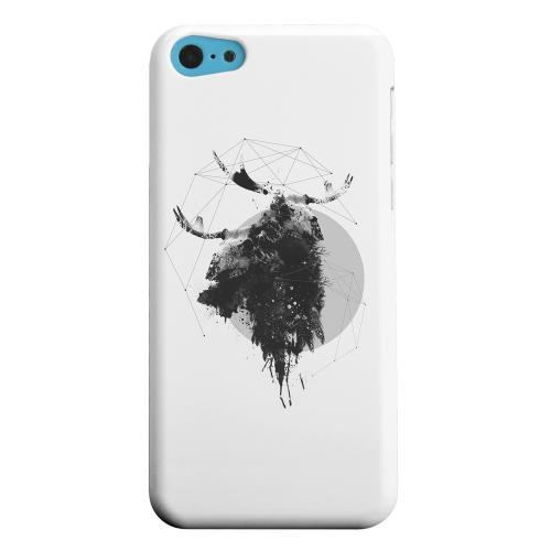 Geeks Designer Line (GDL) Apple iPhone 5C Matte Hard Back Cover - The Shaman