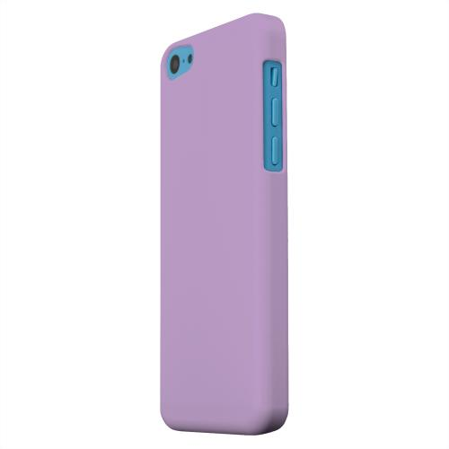 Geeks Designer Line (GDL) Apple iPhone 5C Matte Hard Back Cover - S13 Pantone African Violet