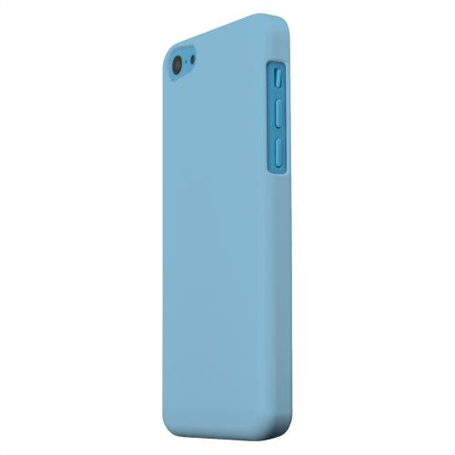 Geeks Designer Line (GDL) Apple iPhone 5C Matte Hard Back Cover - S13 Pantone Dusk Blue