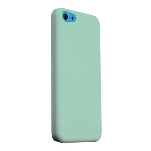 Geeks Designer Line (GDL) Apple iPhone 5C Matte Hard Back Cover - S13 Pantone Grayed Jade