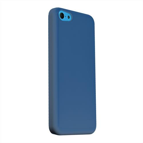 Geeks Designer Line (GDL) Apple iPhone 5C Matte Hard Back Cover - S13 Pantone Monaco Blue