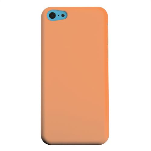Geeks Designer Line (GDL) Apple iPhone 5C Matte Hard Back Cover - S13 Pantone Nectarine
