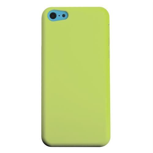 Geeks Designer Line (GDL) Apple iPhone 5C Matte Hard Back Cover - S13 Pantone Tender Shoots