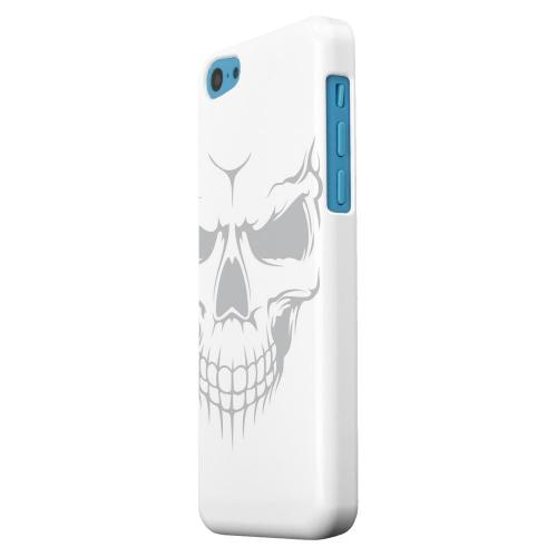 Geeks Designer Line (GDL) Apple iPhone 5C Matte Hard Back Cover - Evil Dead Mesh on White