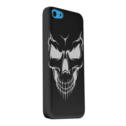 Geeks Designer Line (GDL) Apple iPhone 5C Matte Hard Back Cover - Evil Dead Mesh on Black