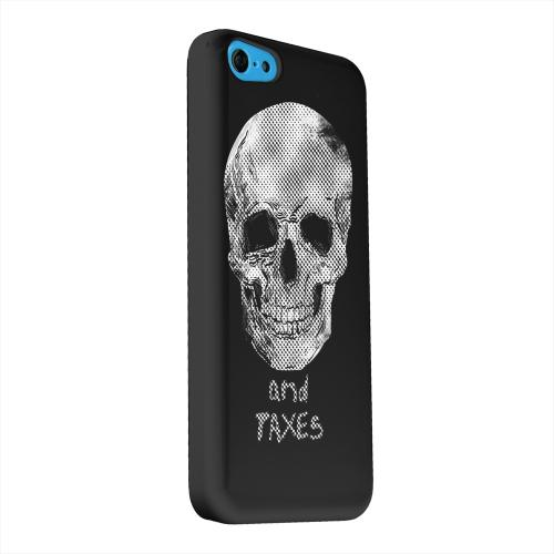 Geeks Designer Line (GDL) Apple iPhone 5C Matte Hard Back Cover - Guarantees in Life