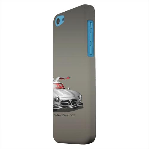 Geeks Designer Line (GDL) Apple iPhone 5C Matte Hard Back Cover - Classic Benz 300 Fade
