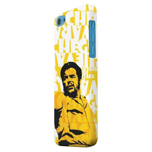 Geeks Designer Line (GDL) Apple iPhone 5C Matte Hard Back Cover - Che Guevara Discurso Pure Yellow