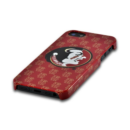 Florida State Seminoles Hard Case for Apple iPhone 5/5S - NCAA Licensed