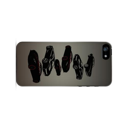 Sports Cars You Can't Afford - Geeks Designer Line Auto Series Hard Case for Apple iPhone 5/5S