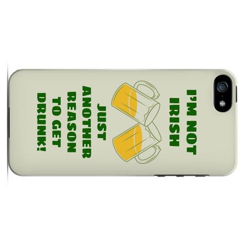Another Reason - Geeks Designer Line Holiday Series Hard Case for Apple iPhone 5/5S