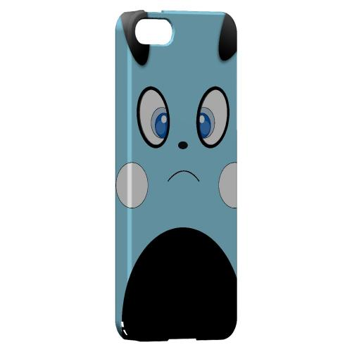 Puppichu - Geeks Designer Line Toon Series Hard Case for Apple iPhone 5/5S