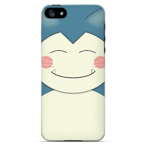 Sleepycat - Geeks Designer Line Hoodie Kitty Series Hard Case for Apple iPhone 5/5S