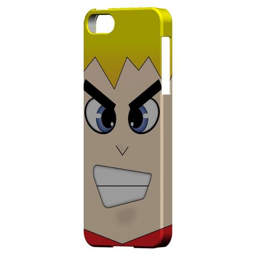 Shoken - Geeks Designer Line Toon Series Hard Case for Apple iPhone 5/5S