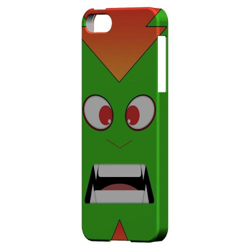Electric Beast - Geeks Designer Line Toon Series Hard Case for Apple iPhone 5/5S