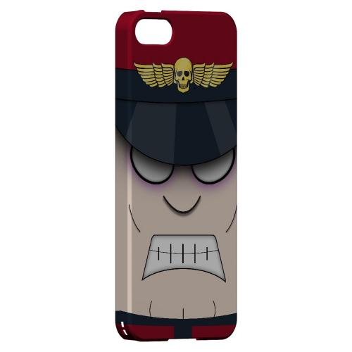 M. Trison - Geeks Designer Line Toon Series Hard Case for Apple iPhone 5/5S