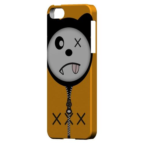XXX - Geeks Designer Line Hoodie Kitty Series Hard Case for Apple iPhone 5/5S