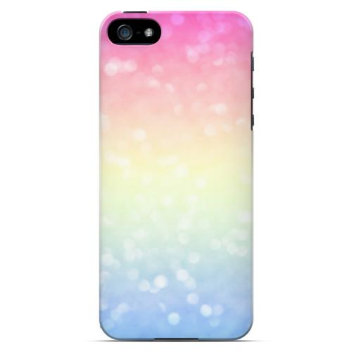 Pale Prismatic - Geeks Designer Line Ombre Series Hard Case for Apple iPhone 5/5S