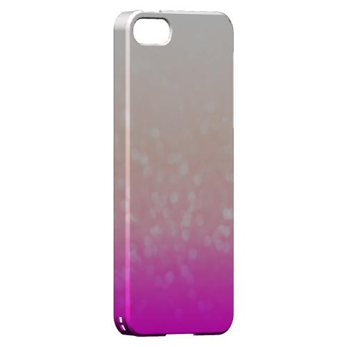 Deep Blush - Geeks Designer Line Ombre Series Hard Case for Apple iPhone 5/5S