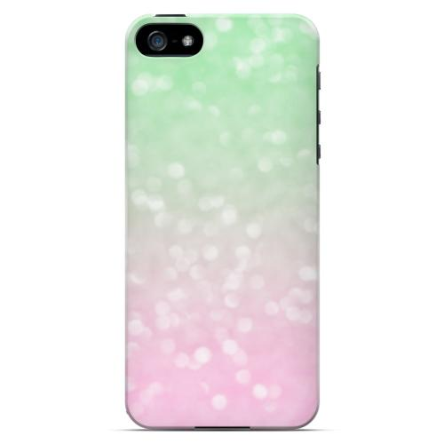 Pastel Stop 'n Go - Geeks Designer Line Ombre Series Hard Case for Apple iPhone 5/5S