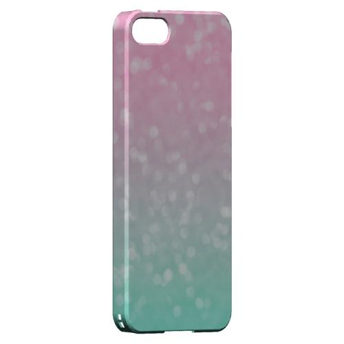 Cherry Blossom Scream - Geeks Designer Line Ombre Series Hard Case for Apple iPhone 5/5S