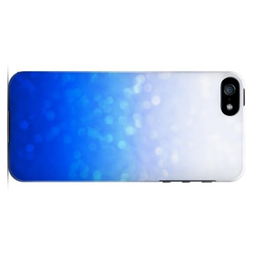 Into the Deep - Geeks Designer Line Ombre Series Hard Case for Apple iPhone 5/5S