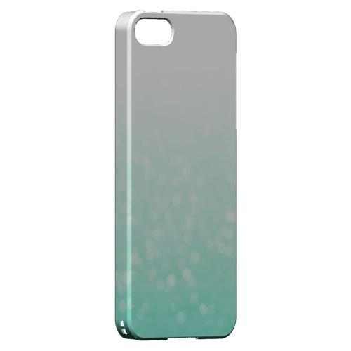 Crystal Menthe - Geeks Designer Line Ombre Series Hard Case for Apple iPhone 5/5S