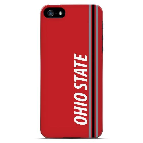 Ohio State - Geeks Designer Line March Madness Series Hard Case for Apple iPhone 5/5S