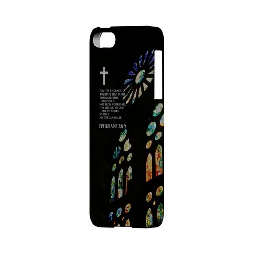 Ephesians 2:8-9 - Geeks Designer Line (GDL) Bible Verse Series Hard Back Cover for Apple iPhone 5/5S