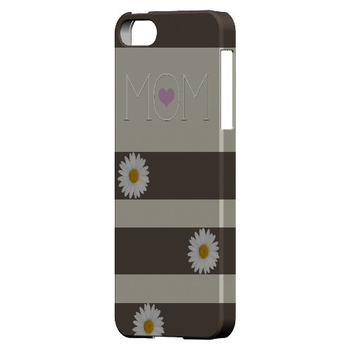Mom Daisy - Geeks Designer Line Mom Series Hard Case for Apple iPhone 5/5S