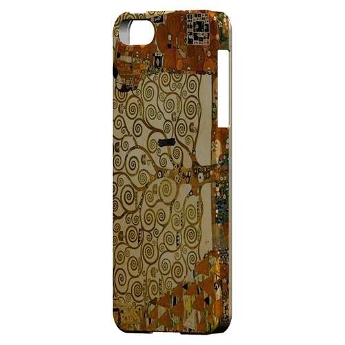 Tree of Life by Gustav Klimt - Geeks Designer Line Artist Series Hard Case for Apple iPhone 5/5S