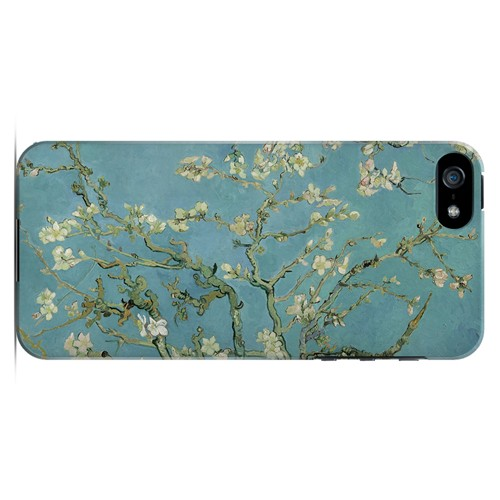 Almond Blossom by Vincent van Gogh - Geeks Designer Line Artist Series Hard Case for Apple iPhone 5/5S