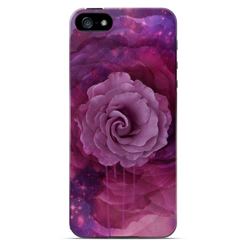 Space Bloom - Geeks Designer Line Spring Series Hard Case for Apple iPhone 5/5S