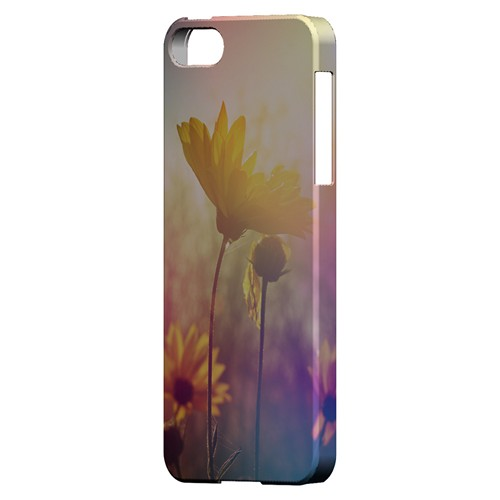 Colorful Daisy Bloom - Geeks Designer Line Spring Series Hard Case for Apple iPhone 5/5S