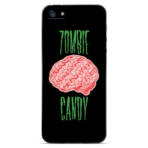 Zombie Candy - Geeks Designer Line Apocalyptic Series Hard Case for Apple iPhone 5/5S