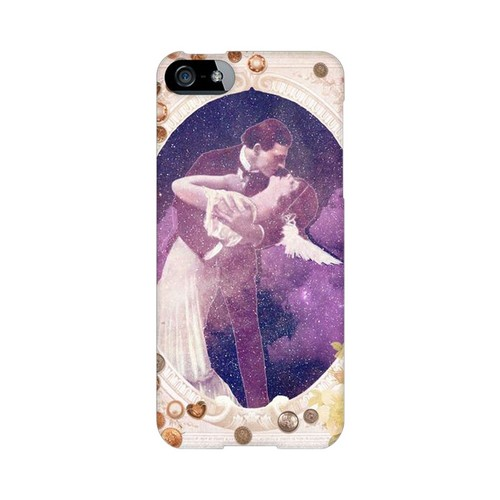 A Midsummer Night Swoon Americana Nostalgia Series GDL Ultra Slim Hard Case for iPhone 5/5S Geeks Designer Line