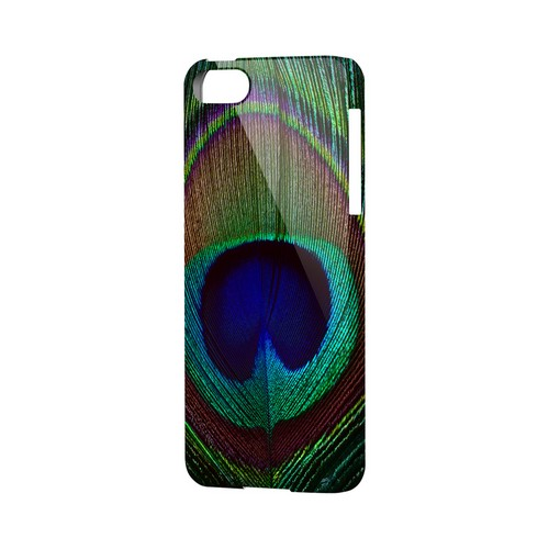 Colorful Peacock Feather Animal Series GDL Ultra Slim Hard Case for Apple iPhone 5/5S Geeks Designer Line